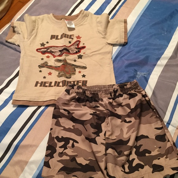 c7c13a6659713 Fisher-Price Matching Sets | 2t Camo Outfit | Poshmark